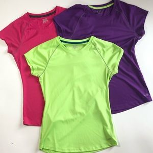 C9 by Champion Work Out Tees Lot of 3 Size M